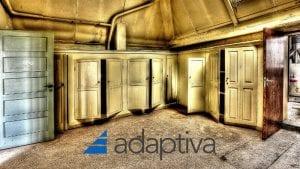 Adaptiva Doors Image credit Pixabay/depaulus