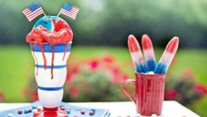 4th July Image by Jill Wellington from Pixabay