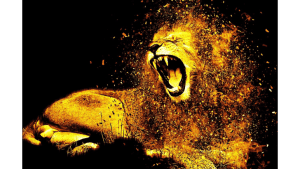 Lion Roar - Image by efes from Pixabay
