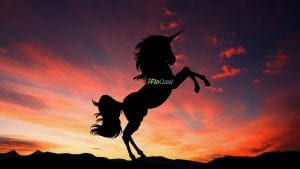 FloQast -Unicorn Image by Pete Linforth from Pixabay