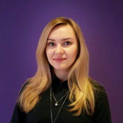 Iryna Viter, B2B Content Marketing Manager at Forecast
