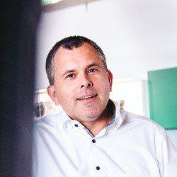 Tim Zimmermann, ERP director, SEG Automotive