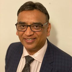 Venu Lambu, President and Executive Director of Mindtree (Image Credit: LinkedIn)