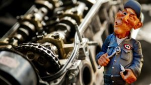 Car mechanic Image by Capri23auto from Pixabay