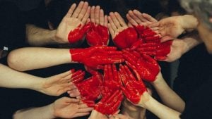 SuitePeople Hands People Heart Image by Pexels from Pixabay