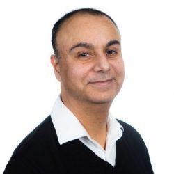 Anil Sharma, SVP Finance, Contino