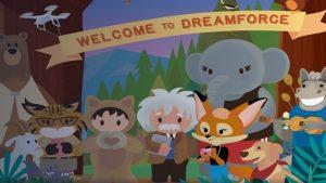 Dreamforce (Image credit/Salesforce)