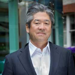 Masaaki Moribayashi, President and Board Director for NTT Ltd (Image Credit: NTT Ltd)