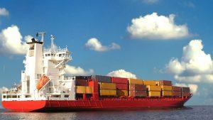 Cargo Ship Port Image by hectorgalarza from Pixabay