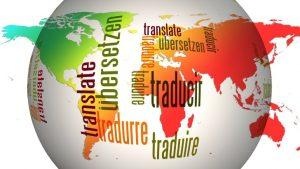 GLobe Language Image credit Pixabay\Geralt
