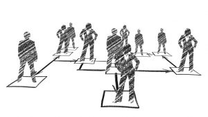 Employee Hierarchy Belonging Image by Gerd Altmann from Pixabay