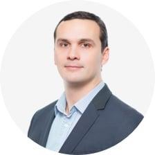 Laurent Charpentier, COO and CIO of Yooz North America