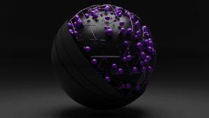 Purple Network by Shubham Dhage on Unsplash
