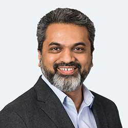 Sumedh Thakar, president and CEO of Qualys (Image Credit: Qualys)