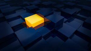 Cubes Image credit pixabay/qimono