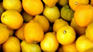 Tropical fruit Lemons Image credtit PIxabady/PRIO4d