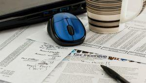 Tax INcentive,. Image credit PIxabay/stevepb