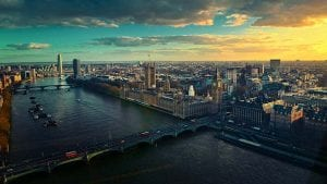 London has to cement is place in the fundraising landscape - Image by liushuquan from Pixabay