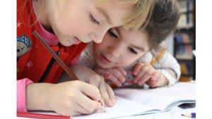 Children Home-Working Childcare Image by klimkin from Pixabay