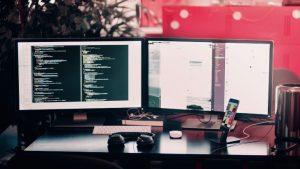 Developer Code Image by Buffik from Pixabay